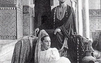 La reina que fue esclava