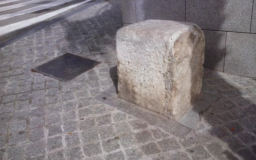 La triste historia de la piedra llorosa